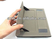 2013 new product hot selling leather case for ipad2/3/4 from shenzhen factory