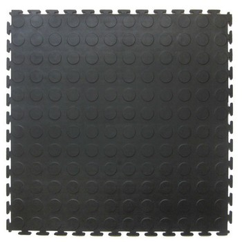 plastic Interlocking PVC flooring