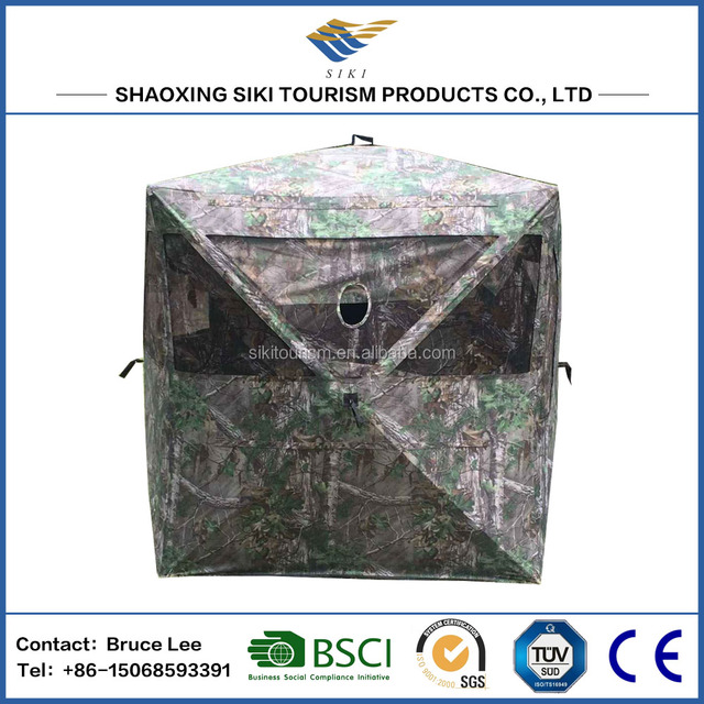 2016 New Style Pop Up Camouflage arrow hunting blind tent
