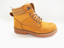 nubuck leater ,steel toe cap S1P SM 208 high end work boots,safety shoes oil field