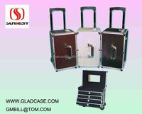 SB1803 Aluminum hairdresser trolley case
