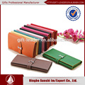 fashion and beautiful leather wallet