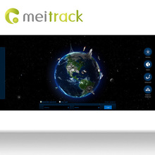 Meitrack spy software for mobile gps tracking software with Android style UI design Customization accepted MS03