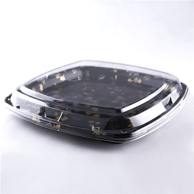 SM-3135A Customized PS material free sample sushi boat tray <strong>plastic</strong> disposable