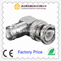 F type male plug coaxial connector cable rg6 rg59 rg11compression connector