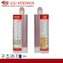 Injection mortar flexible stainless steel pipe m20 bolt glue wood