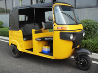 Hot Selling Tuk Tuk Passenger Tricycle Without Doors