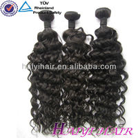 Thick Bottom !!! Christmas Sales Large Stock Wholesale Brazilian Hair Remy Loose Curl Weave