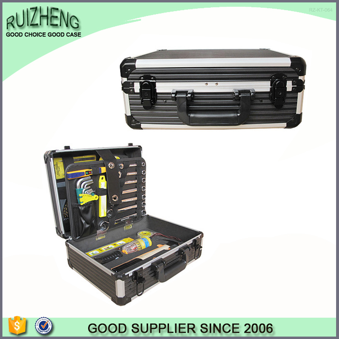 2015 innovative China supplier ABS aluminum tool case