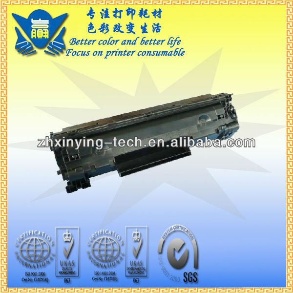 Hot sale compatible black toner cartridge for Canon 328