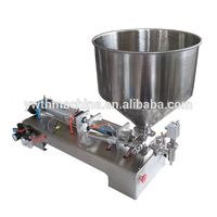 100 1000ml Horizontal Pneumatic Single Head