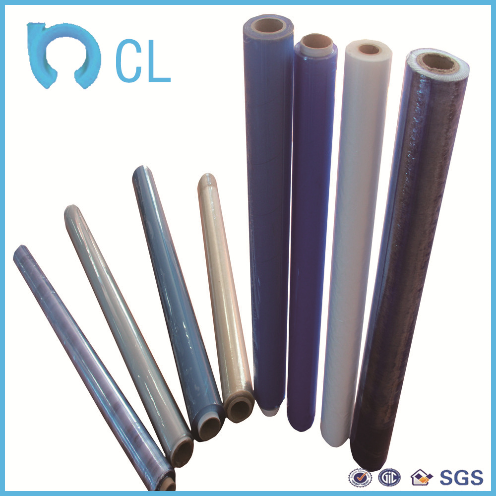 TV or computer pvc surface protective film pvc printed film