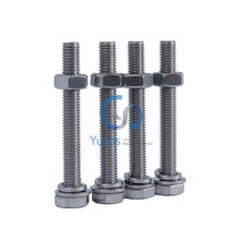 Reliable And High Quality Hex Bolts For Solar Power System