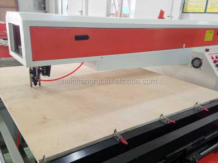 Large- format Die Board Laser Cutter for Packaging Industry