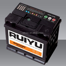 Excellent CCA MF 12v45AH DIN maintenance free best car battery,car batteries factory for 45ah 54519
