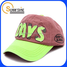 Sunny Shine custom cotton winter fashion italy baseball cap hats