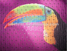 Home Textile Feather Flying Teardrop Banner/ Flag Banner Fabric
