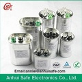 GH CBB65 ac motor run capacitor factory low voltage round type capacitor small quantity supply manufacturer