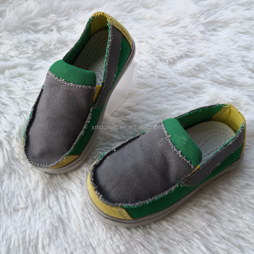 Wholesale Kids Blank Canvas <strong>Shoes</strong> Size 6-13#