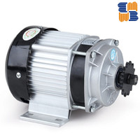 500w Motor kits set with controller and accelerator conversion