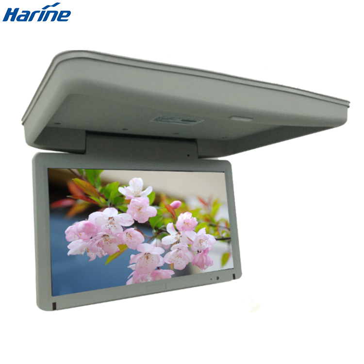 15 inch flip down car monitor