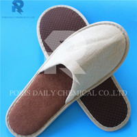 Best selling wholesale disposable lady hotel slipper