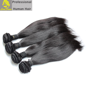 virgin Malaysian hair product, double weft cuticle aligned manufacturer hair, raw unprocessed soft virgin Malaysian in China