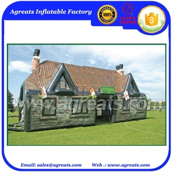 Custom design inflatable pub inflatable tents house S1022