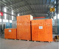 Used intermediate frequency furnace High Efficiency Induction Forging Furnace for Steel Rod and Metal Bar