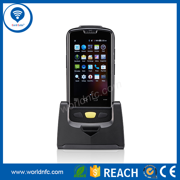 Assets tracking Android WIFI/GPRS/Bluetooth UHF handheld RFID reader