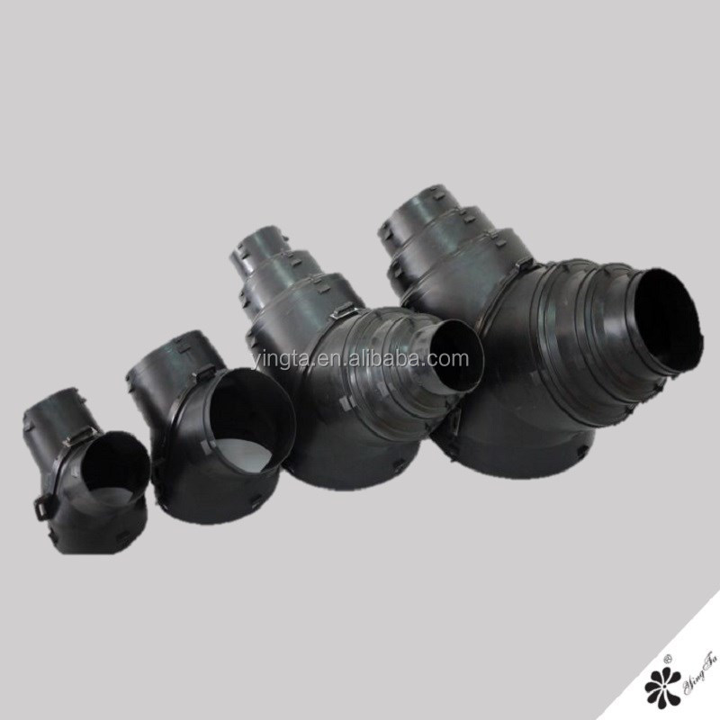 Multisnap y fittings buy pipe fitting type