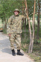 china new military uniform with ptfe membrane
