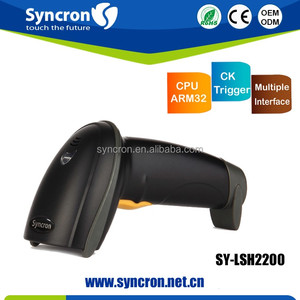 Fast Scanning 4mil Cheap Handheld Barcode Scanner