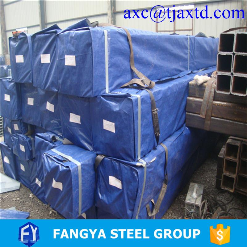 Tianjin Fangya ! ms square tube prime standard steel curved square steel tubes and pipes
