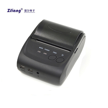 COM + USB +BT Android Tablet Integrated Printer QR BT Thermo Printer ZJ-5802