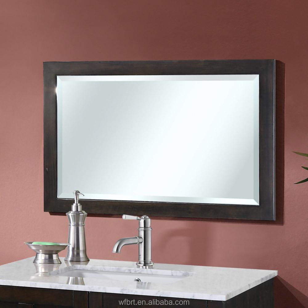 Custom Frames For Bathroom Mirrors