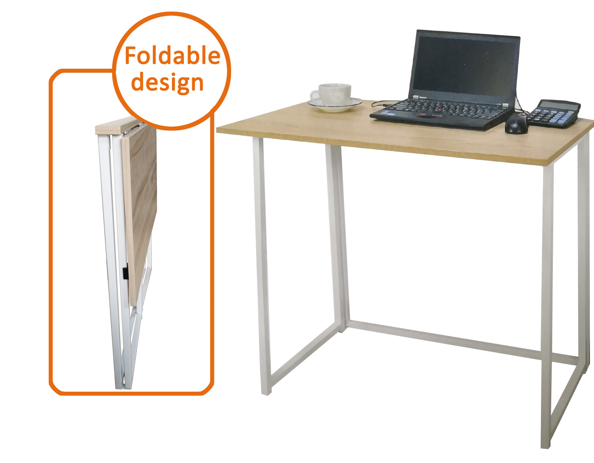 Commercial Furniture General Use and Computer Specific Used Folding Computer Desk Wholesale