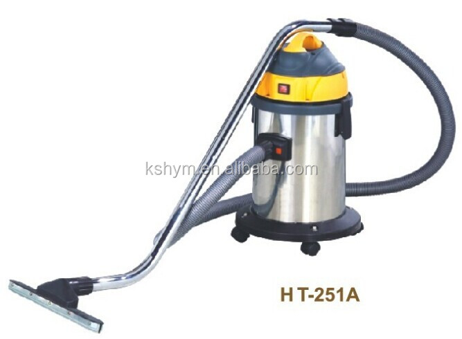 stainless steel wet and dry industrial vacuum cleaner