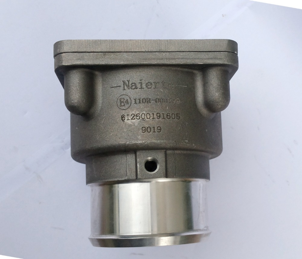 NGV engine accessories venturi gas mixer