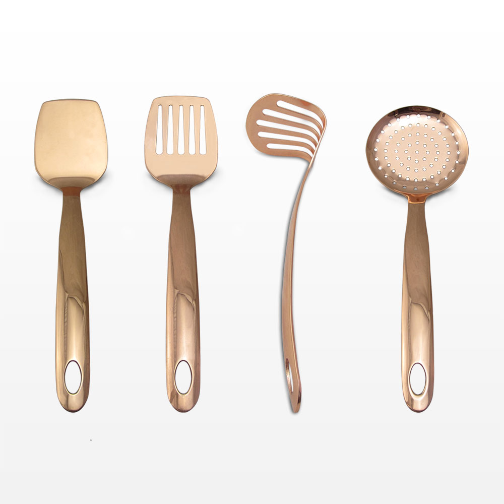 List manufacturers of gold kitchen utensils buy gold for Kitchen utensils list