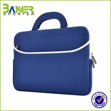 waterproof fashional 3mm neoprene business laptop bag
