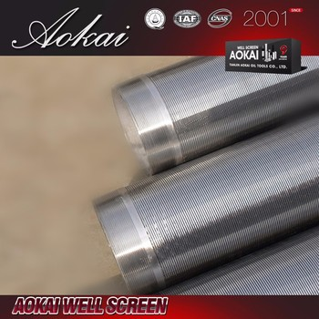 2014 Hot sale A80 stainless steel wire mesh screen tube