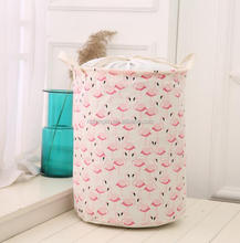 High Quality AZO Free Bedroom Storage Laundry Soiled Clothes Storage Bin with Drawstring