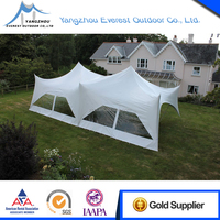 Excellent quality classic wedding stretch tents china