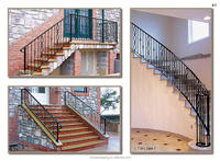 Weigang new design stairs baluster for indoor decoration
