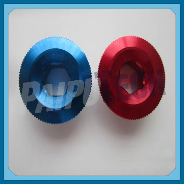 Aluminum Alloy Chainring Bolt for Bicycle Fixing