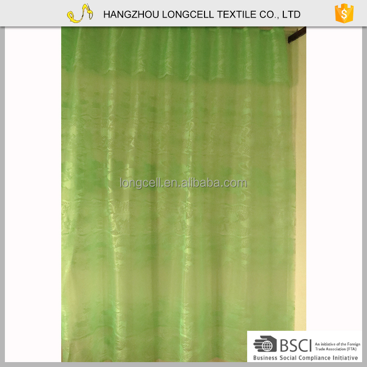 Hot China products wholesale voile plain curtain