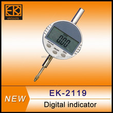 digital indicator dial for measurement conversion