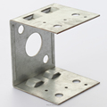 ISO factory high precision galvanized metal pressing parts
