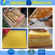 China Bulk wholesale cheap beeswax supplier